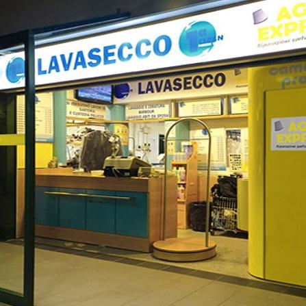 Lavanderia Lavasecco