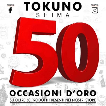Per Te 50 OCCASIONI D'ORO!