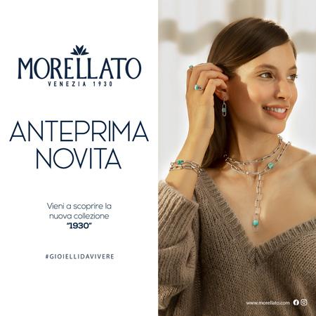 """Nuova Collezione """"1930"""" di Morellato"""