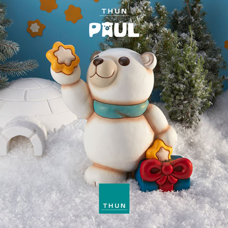 L'orso Paul è generoso e sensibile...