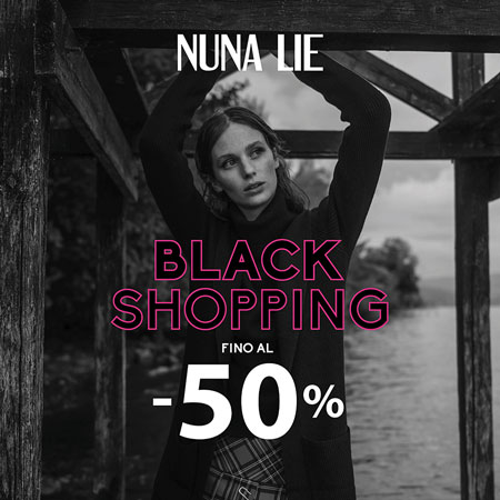 BLACK SHOPPING NUNA LIE