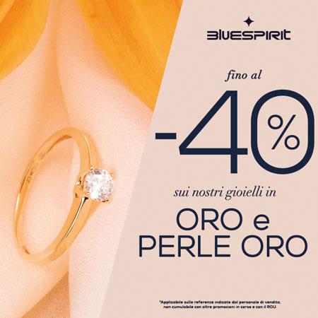-40% Gioielli in Oro e Perle Oro